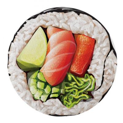 Round Beach Towel | Sushi Roll