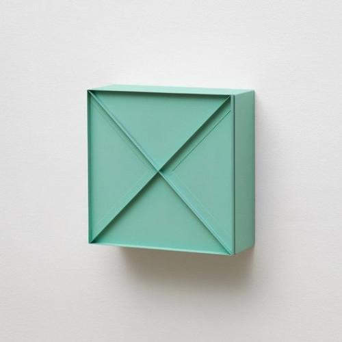 Super Narrow Cabinet | Green