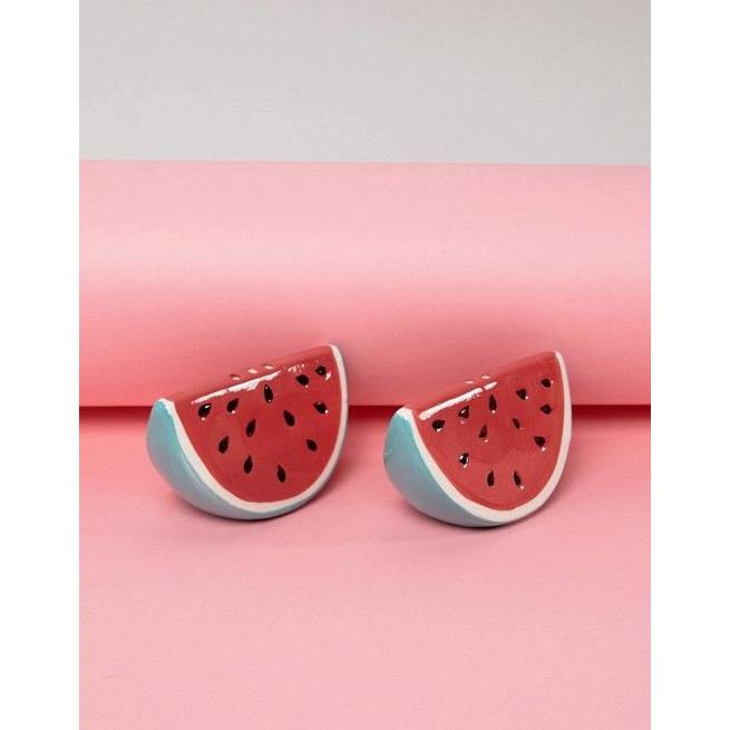 Salz und Pfeffer Wassermelone