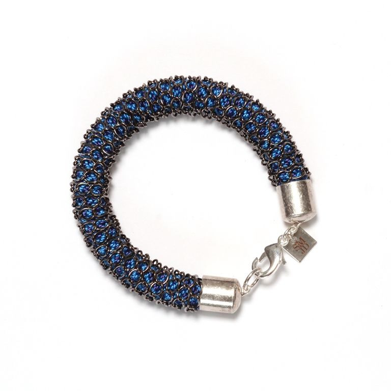 Suri Bracelet Blue