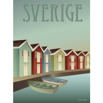 Schweden Poster   Archipelago