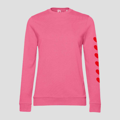 Pullover Limited Velvet Heart   Rosa
