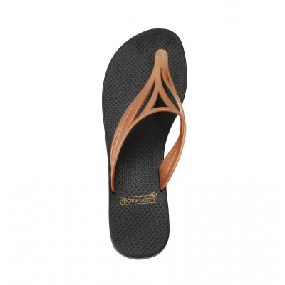Slippers Swell | Black & Gold