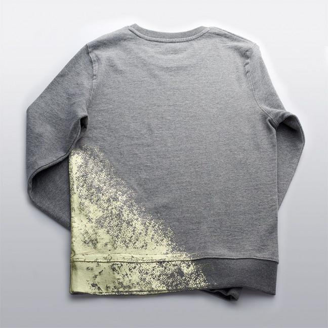 Sweater | Dark Grey - Gold - Loin