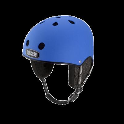 Snow Helmet   Atlantic Blue