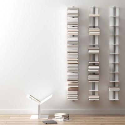 Usio Zeitschriftenständer Wand Weiß