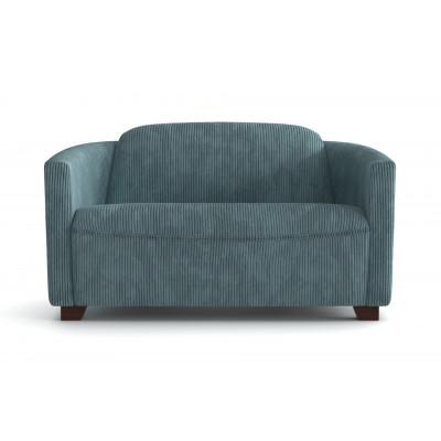 2-Seater Sofa Milton   Water Green
