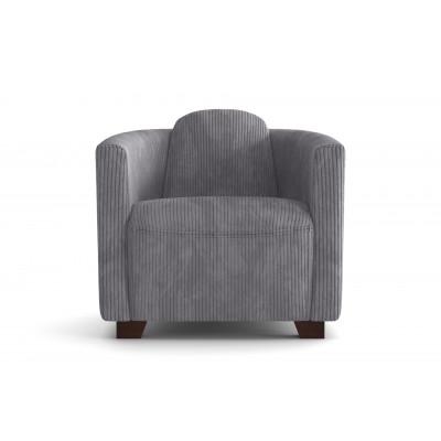 Armchair Milton   Light Grey