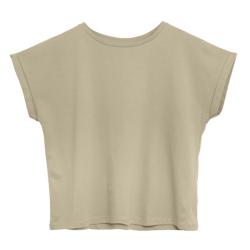 T-Shirt Baumwolle | Grün