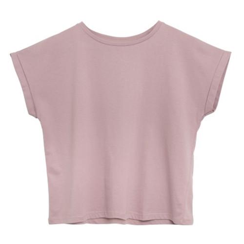 T-Shirt Baumwolle | Rosa
