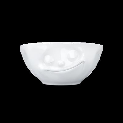 Schüssel Happy 350 ml | Weiß