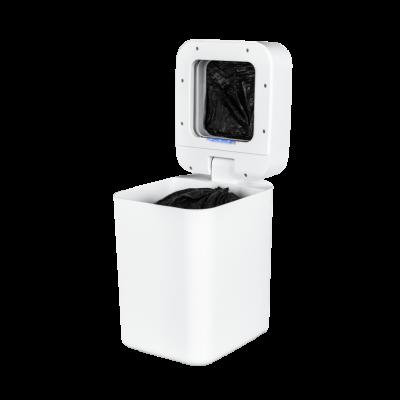 Intelligenter Mülleimer T1 | Weiß + 25 Müllsäcke