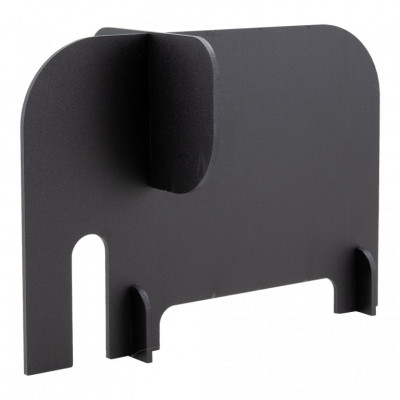Kreidebrett-Elefant für Tisch