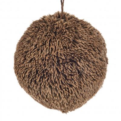Fell-Ball 10 cm | Braun