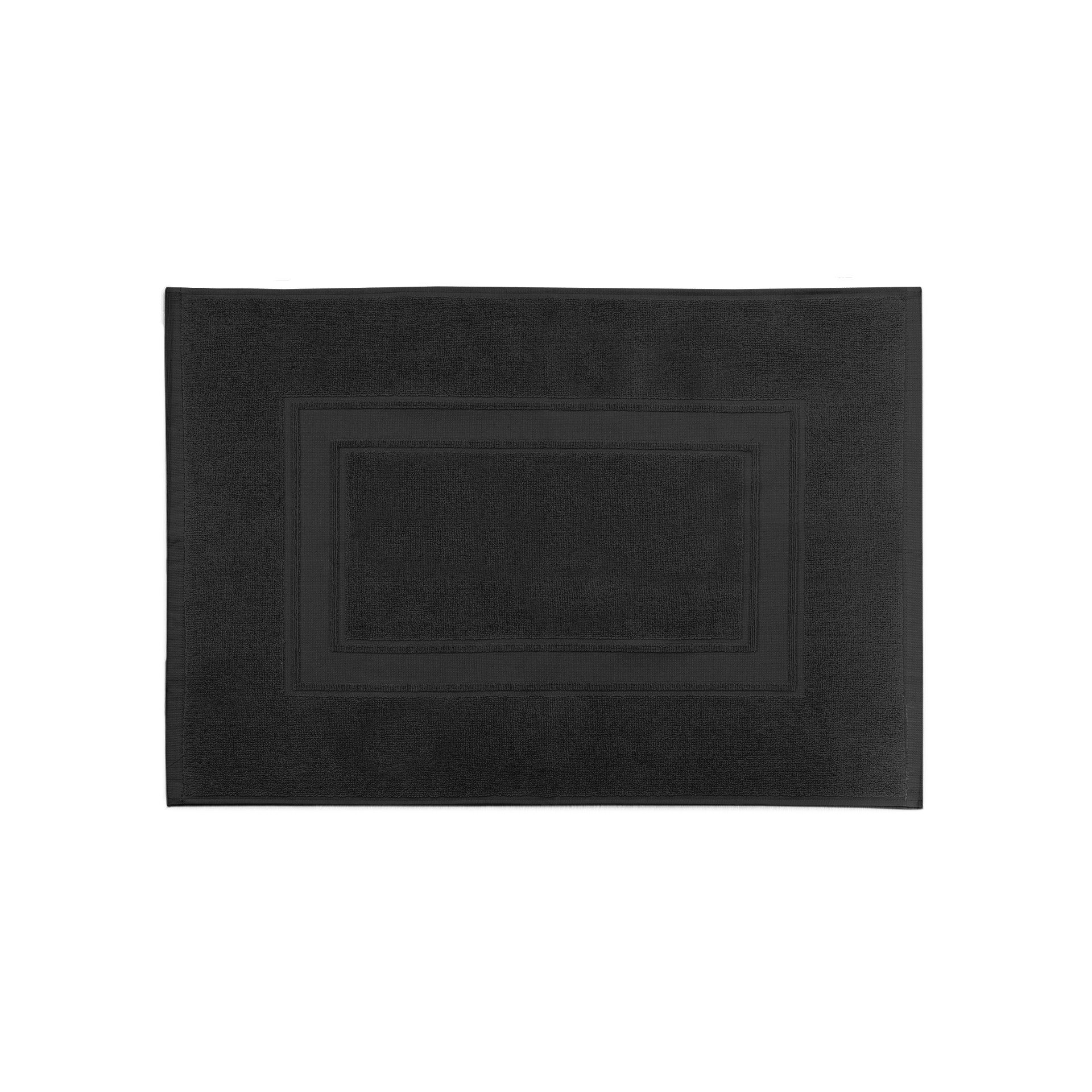 Tapis de Bain Elisa | Noir