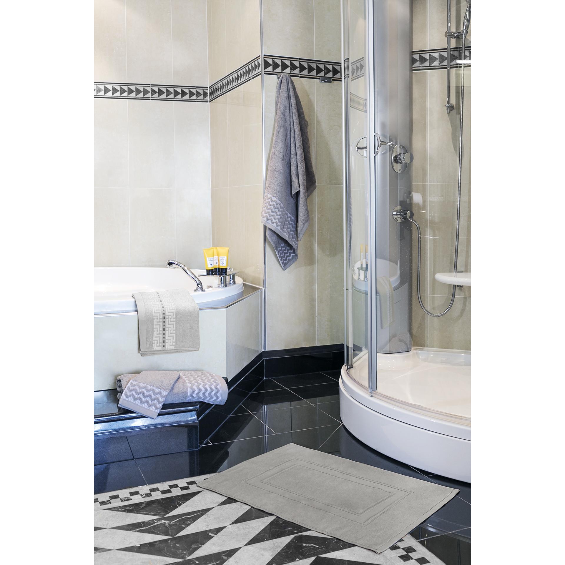 Tapis de bain James | Grey