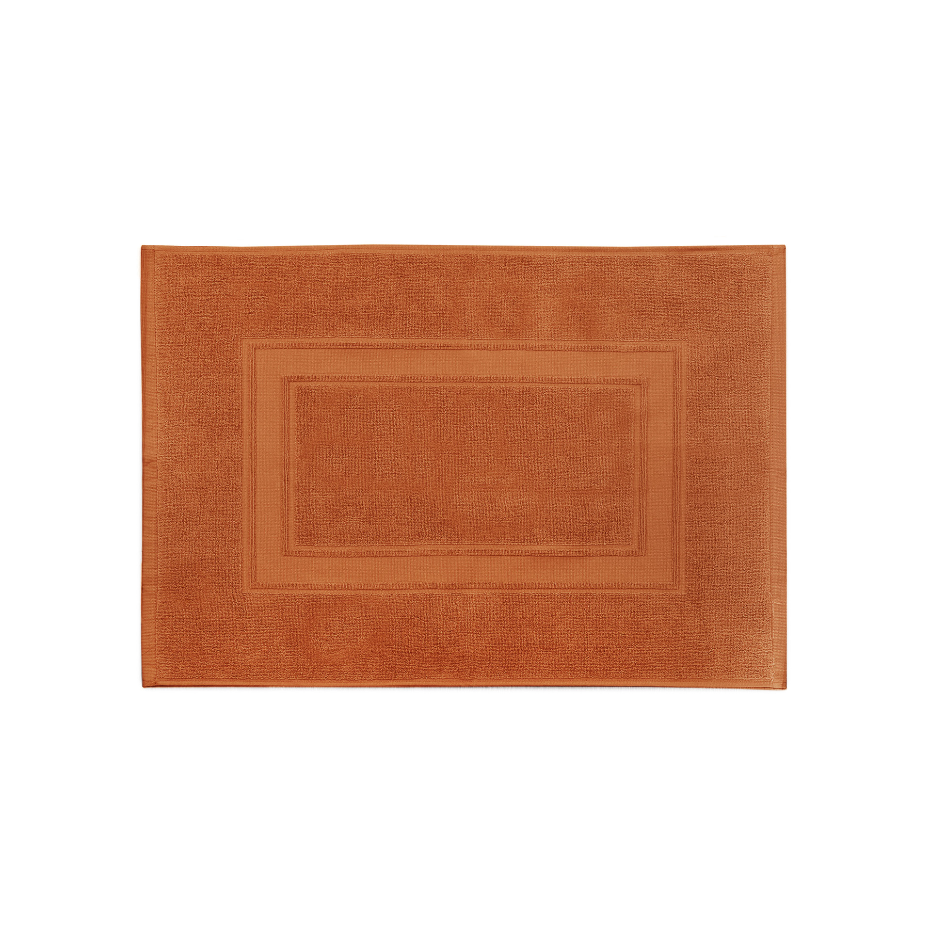 Tapis de bain James | Orange