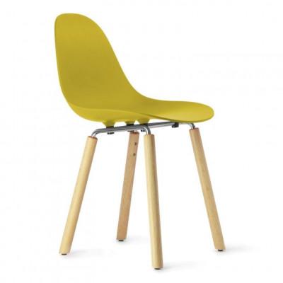 TA Yi Chair | Mustard