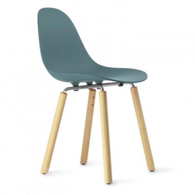 TA Yi Chair | Ocean Blue