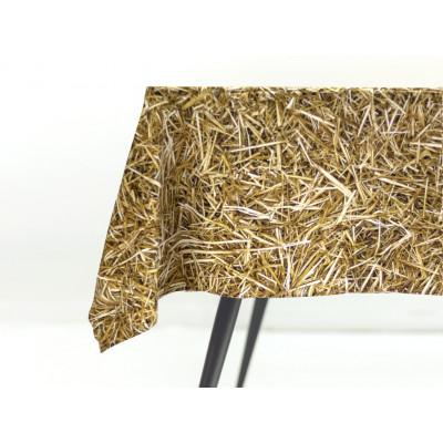 Tischtuch STRAW | 140 x 180 cm