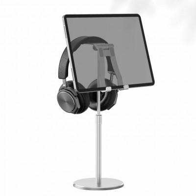 Ständer für Tablet & Headset | Aluminium