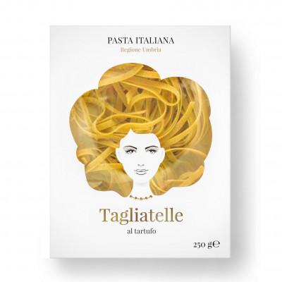 Pasta Bio Tagliatelle  Good Hair Day | Al Tartufo