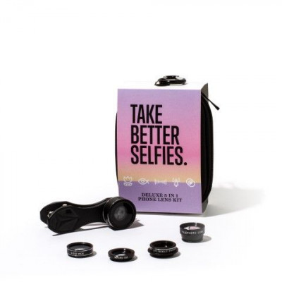 Nehmen Sie ein besseres Objektiv-Kit für sich selbst