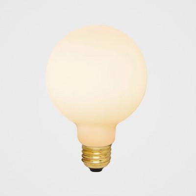LED-Glühbirne Taporc II Porzellan 6W   Mattweiß