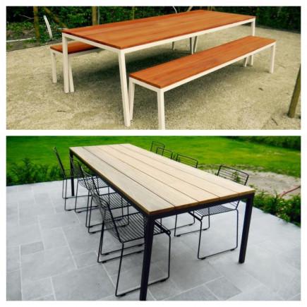 Wooden Garden Table