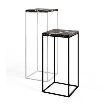 Tisch Talino | Schwarzer Marmor