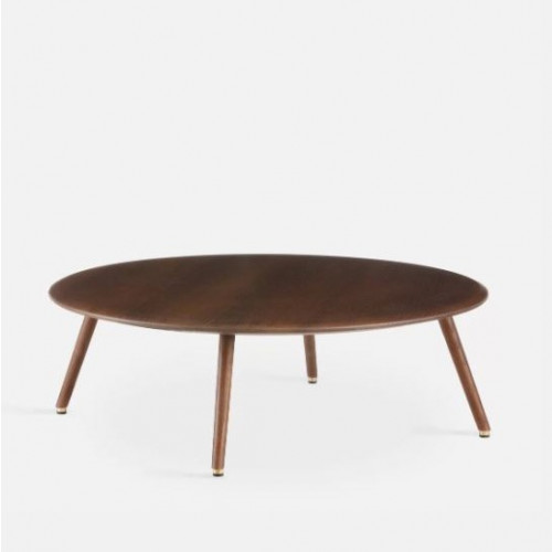 Round Coffee Table Fox Large   Natural