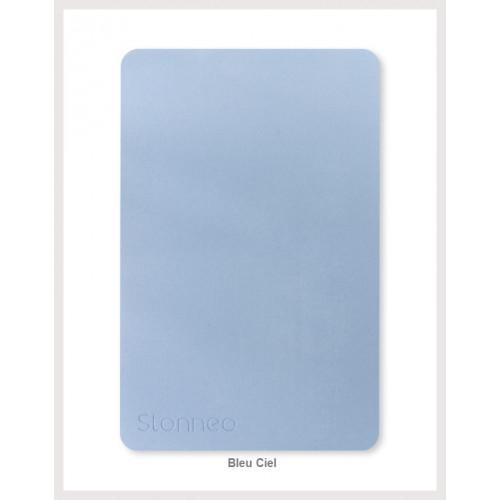 Tapis de Bain en Roche | Bleu