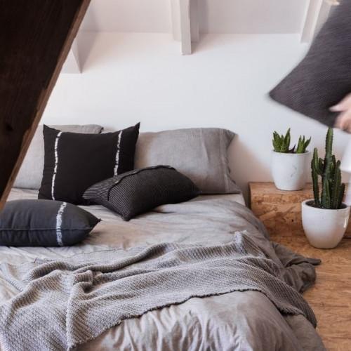 Bettbezug | Taupe