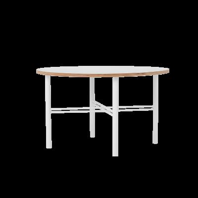 Beistelltisch Pento 80 x 80 x H 45 cm | Weiß