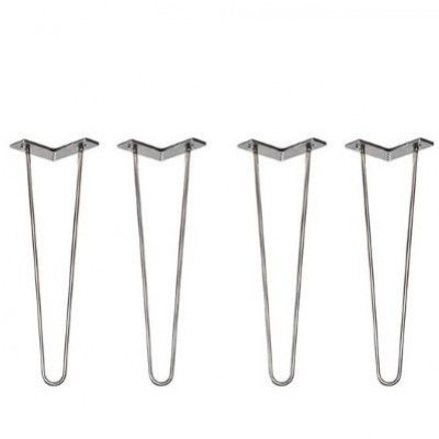 Set of 4 Table Legs | Raw