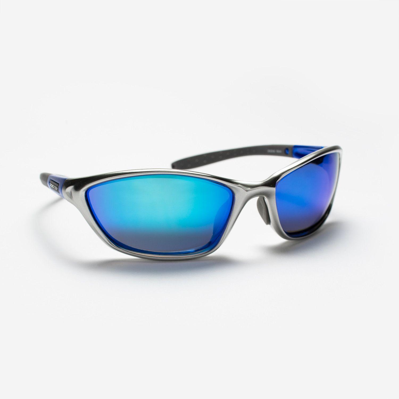 Tech Frontier | Matte Silver & Blue Wrap