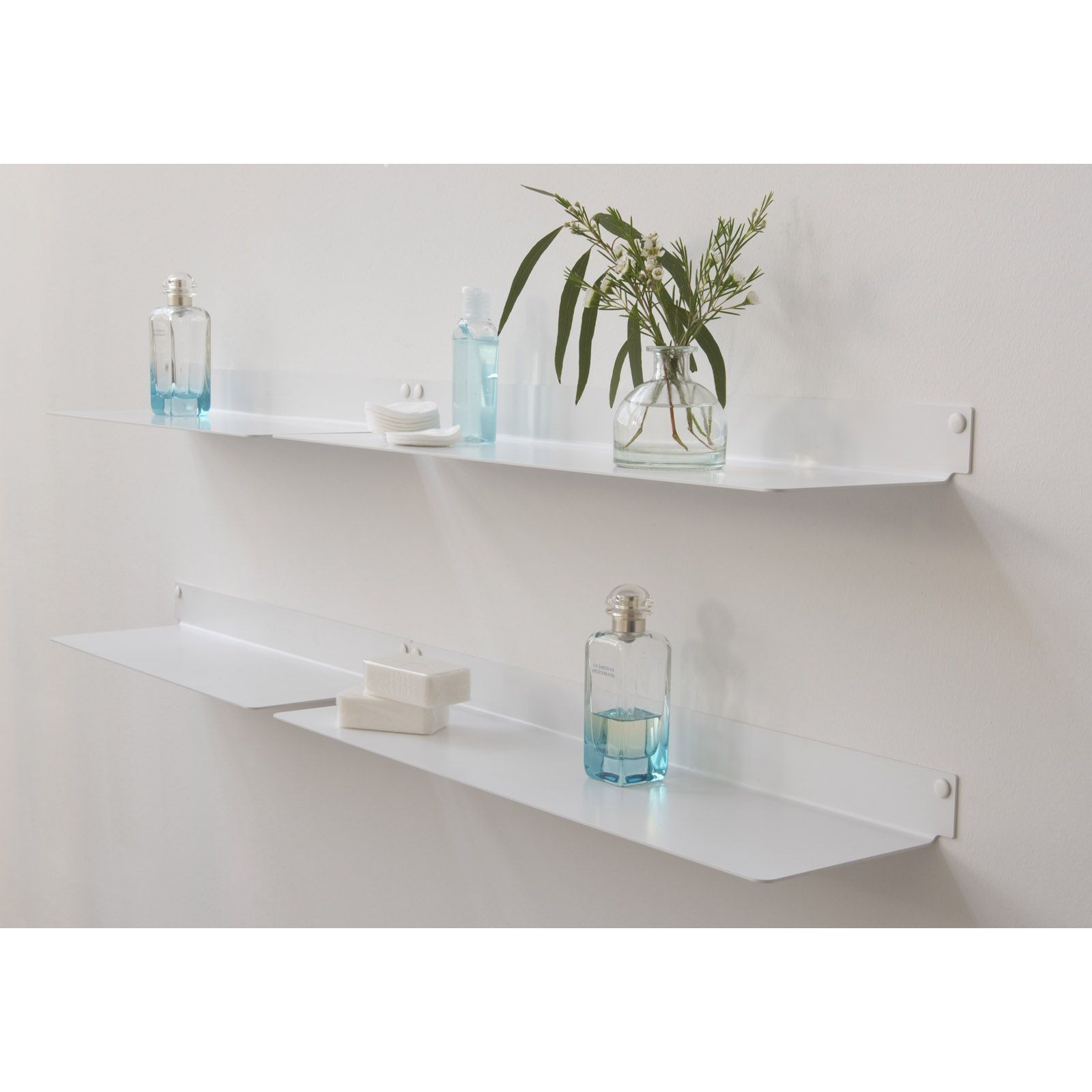 Bathroom shelves TEEline 6015 | Set of 4
