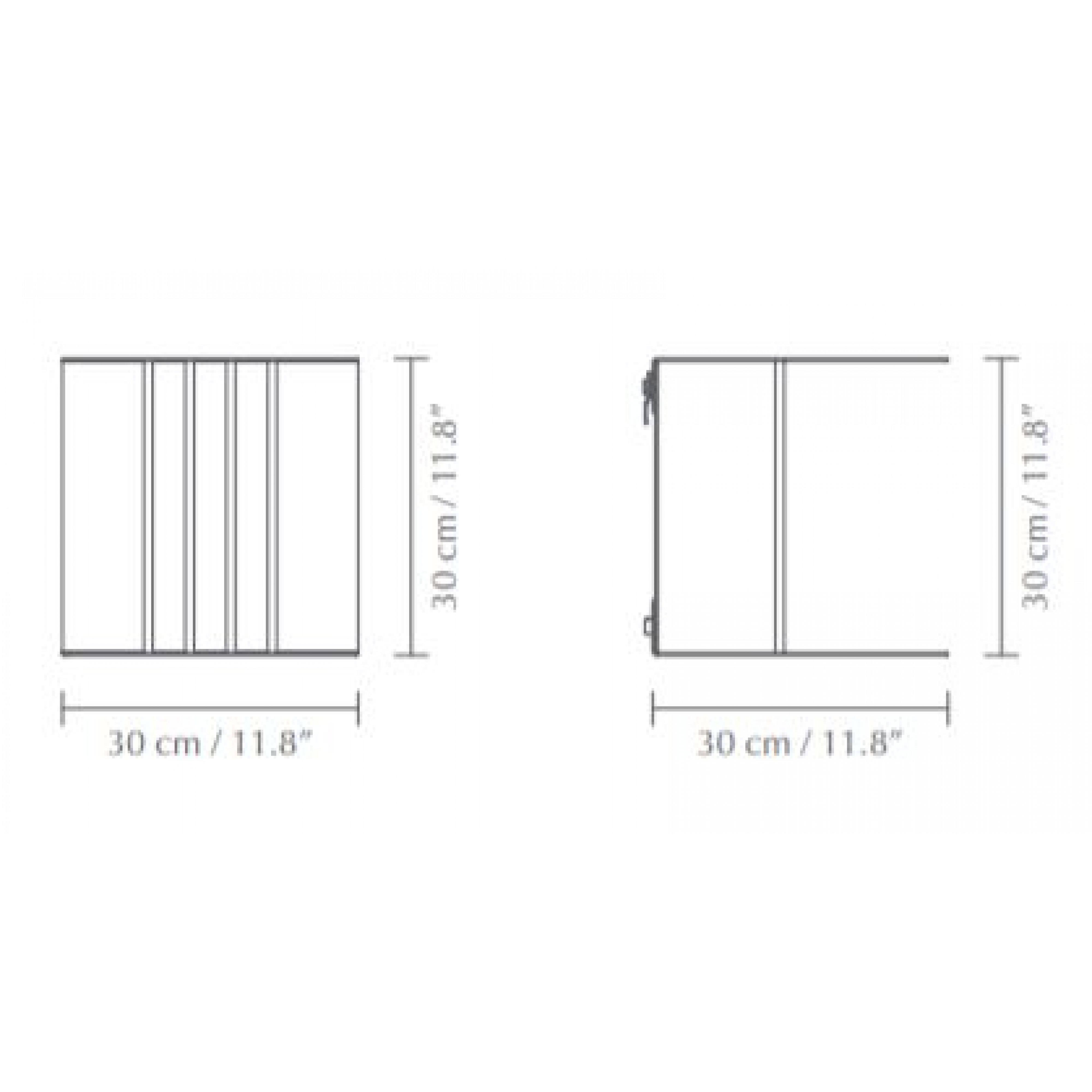 Wall Shelf Teaser | Green