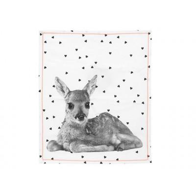 Geschirrtuch | Hearts Deer