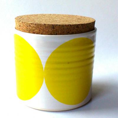 Glasrundungen   Gelb