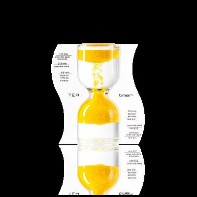 Tea Timer   Yellow
