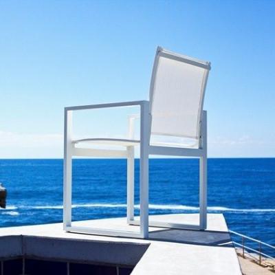 Piano Carver Stuhl Weiß