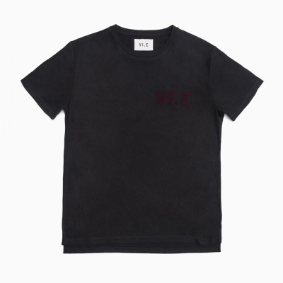 VI.E T-Shirt | Black