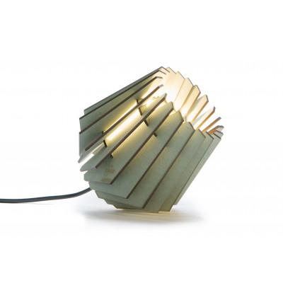 Tischlampe Mini-spot | Schmutzige Minze