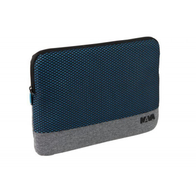 Notebook Sleeve | Grey - Artic Blue