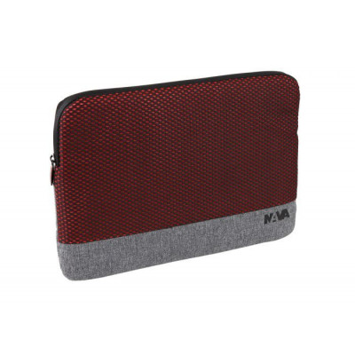 Notebook Sleeve Large | Grey - Ruby