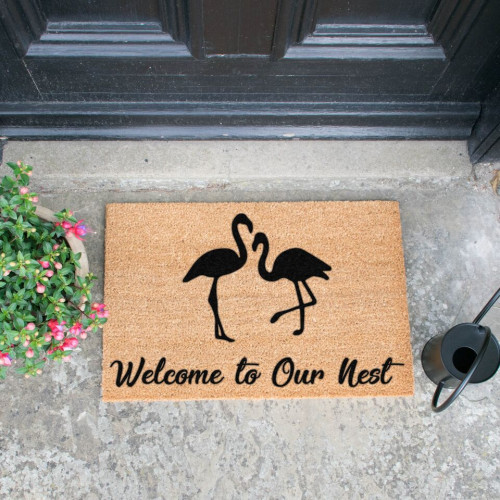 Fußmatte | Welcome To Our Nest