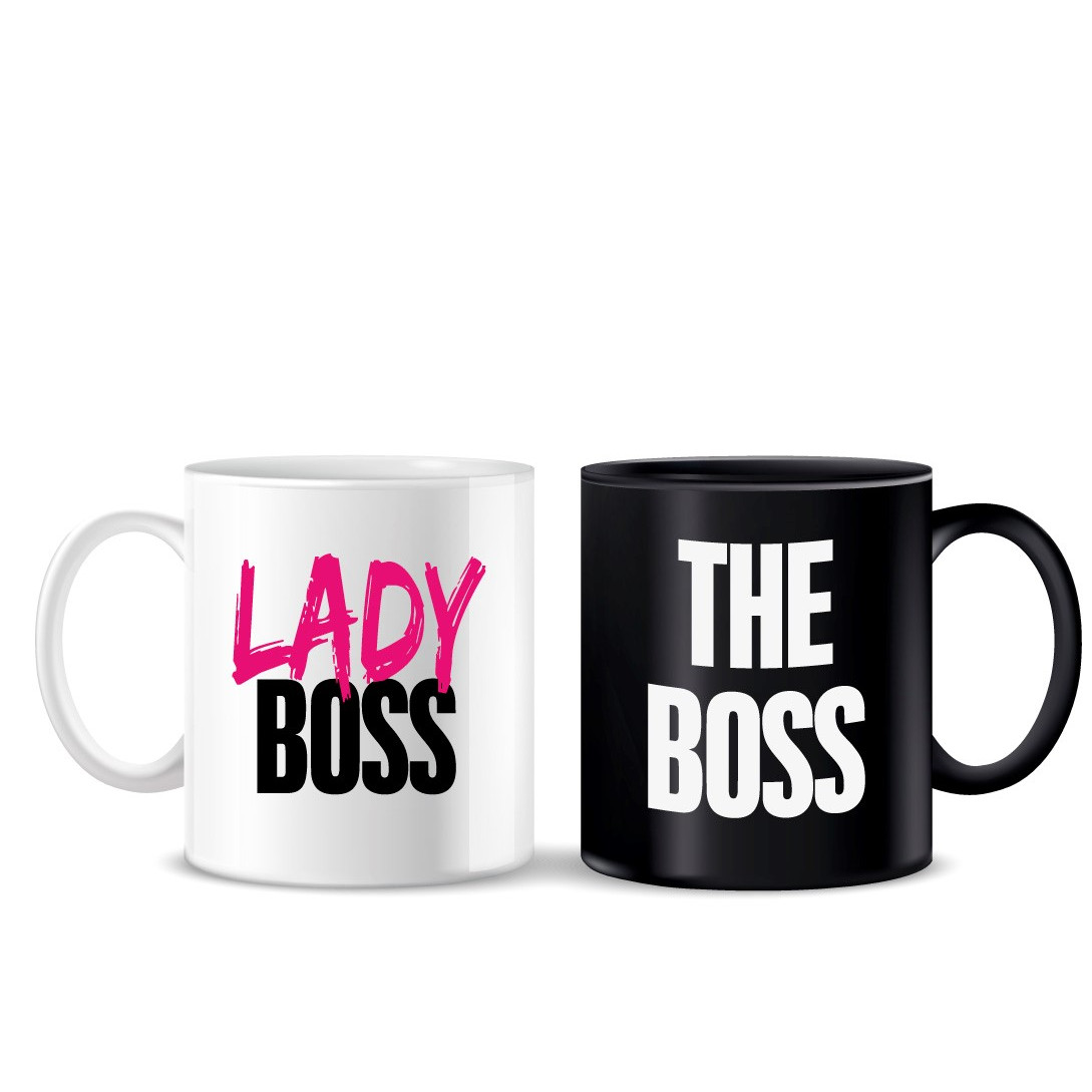 Becher | Der Boss