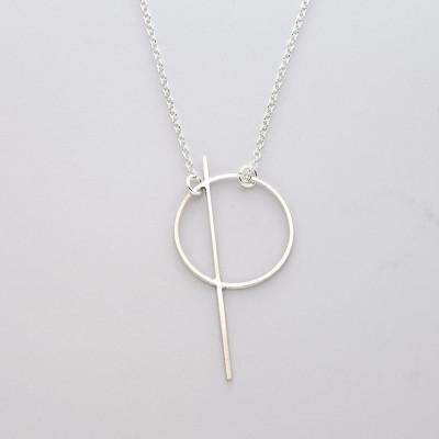 Halskette Thale   Silber