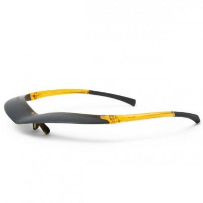 Sun Visor   Yellow & Mid Grey